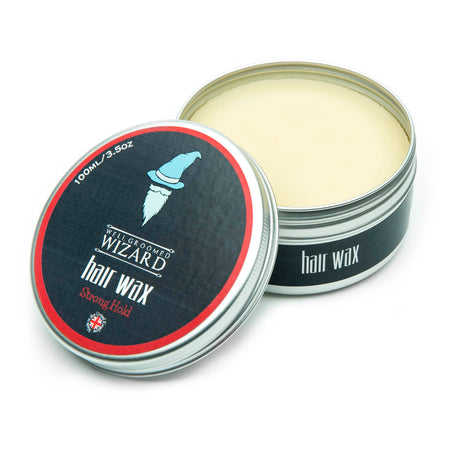 Strong Hold Hair Wax | 100ml