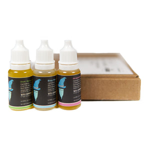 monthly beard oil subscription box for men