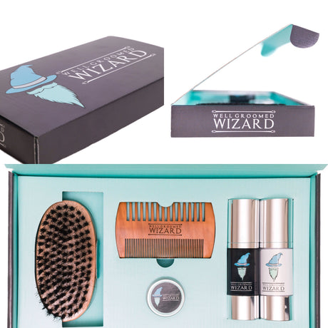 beard kit gift set