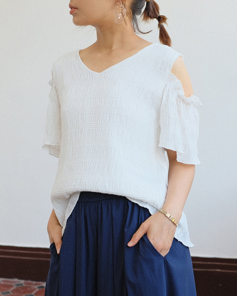 Comfy Pleated Skirt (3 color)