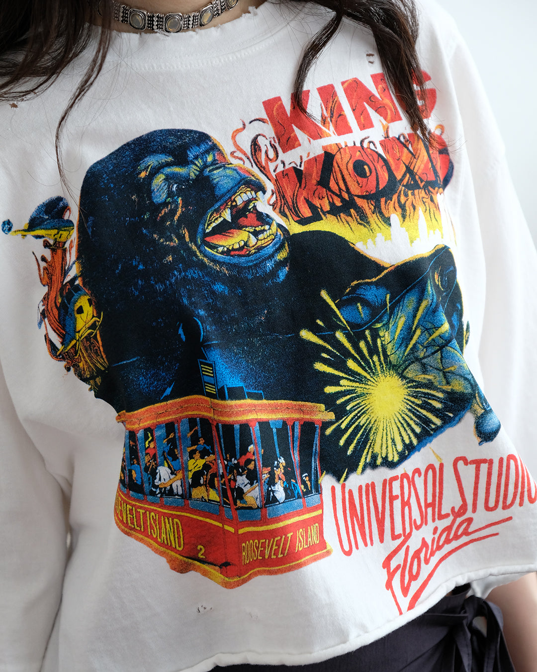Vintage Inspired King Kong Tee (2 Color)