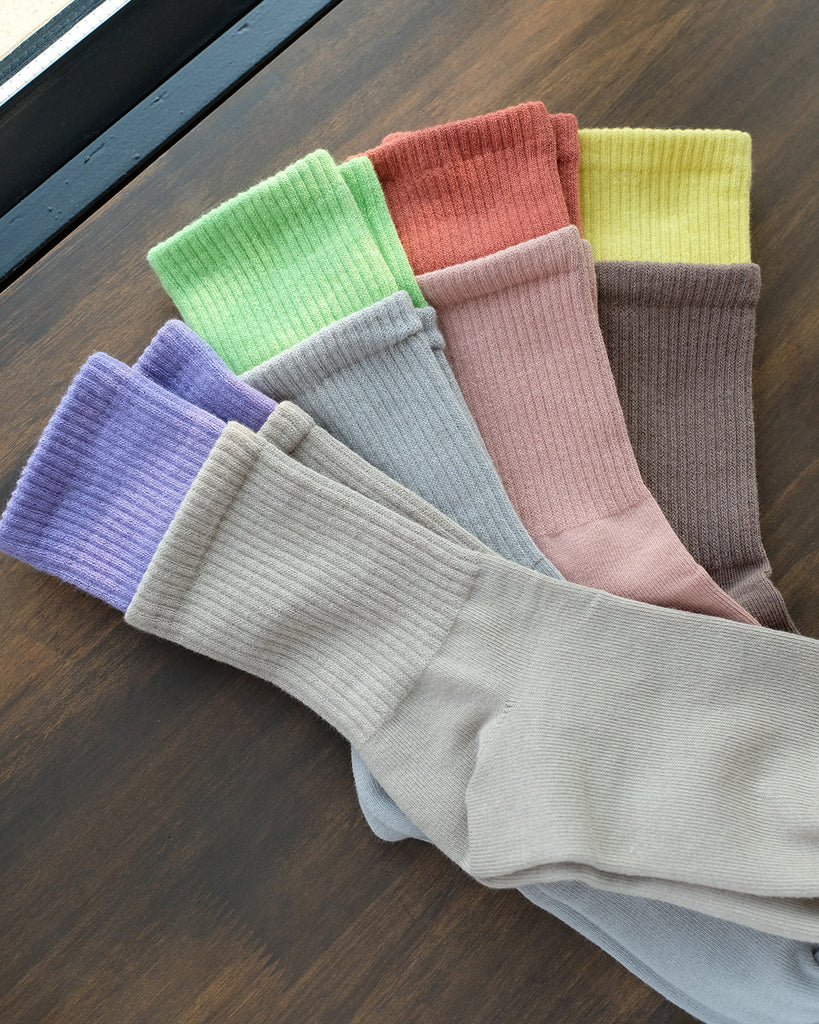 2-Tone Socks (4 color)