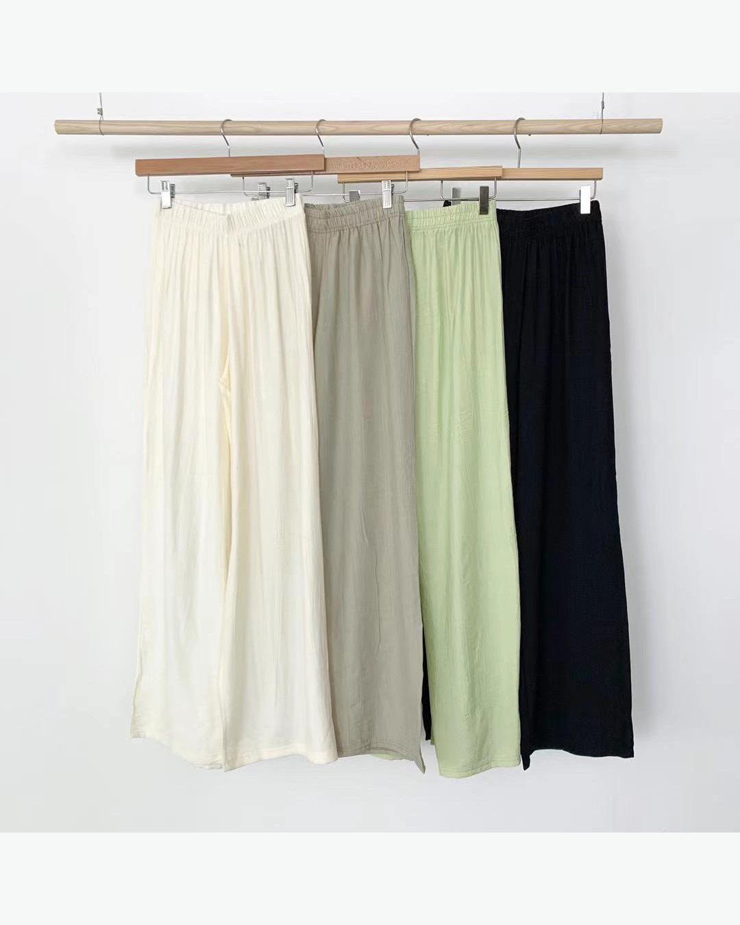 Relaxed Pants (3 Color)