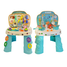 Load image into Gallery viewer, Kitchen Set and Play Dough, 2-in-1 Pretend Play Set