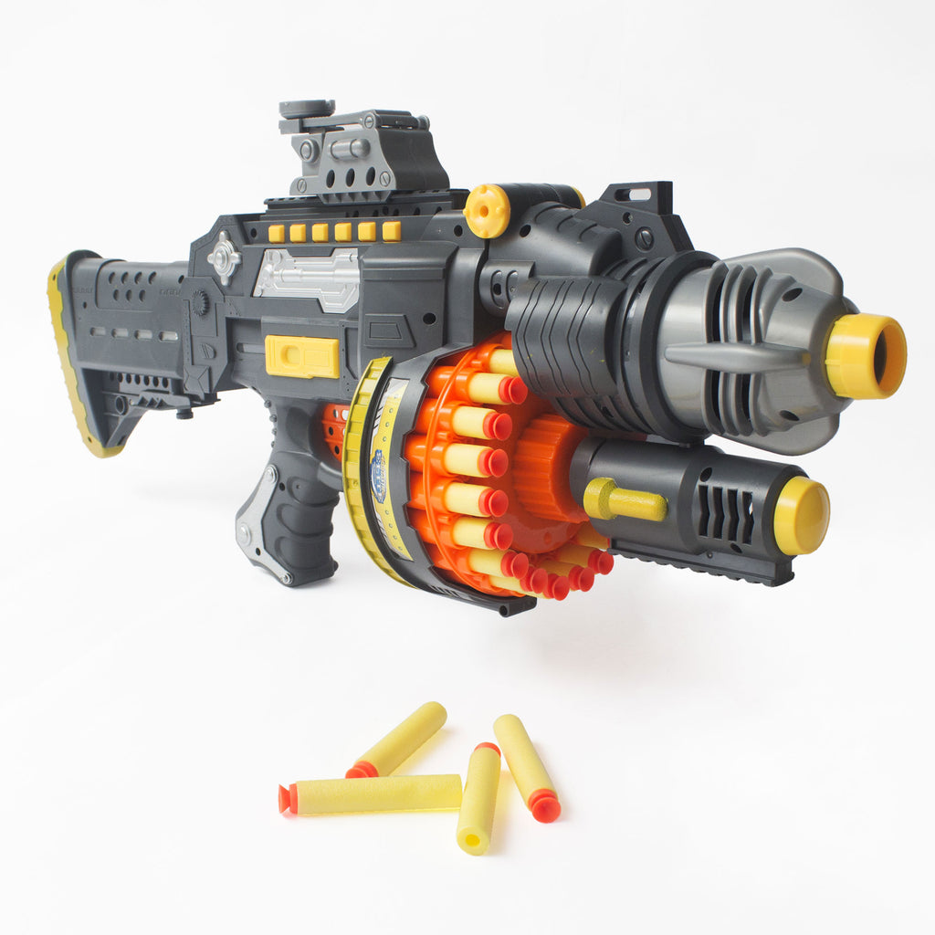 Blaster Gun Elite with 40 Dart Bullets