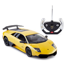 Load image into Gallery viewer, Remote Control Lamborghini Murcielago LP670-4 SV, Officially Licensed 1:14 Scale Rastar Model