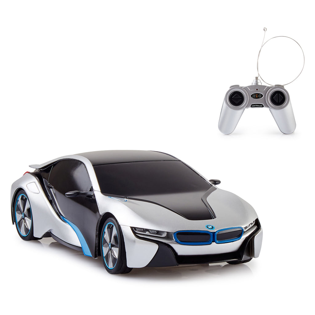 BMW Remote Control Car, 1:24 Scale i8 Concept