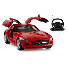 Load image into Gallery viewer, Mercedes Benz Toy Car, Remote Controlled SLS AMG, 1:14 Scale