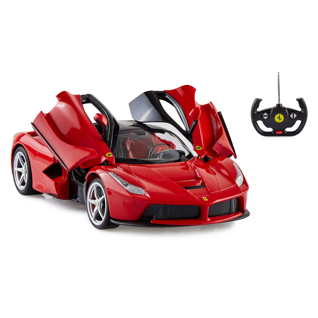 Ferrari Remote Control Car, 1:14 Scale LaFerrari