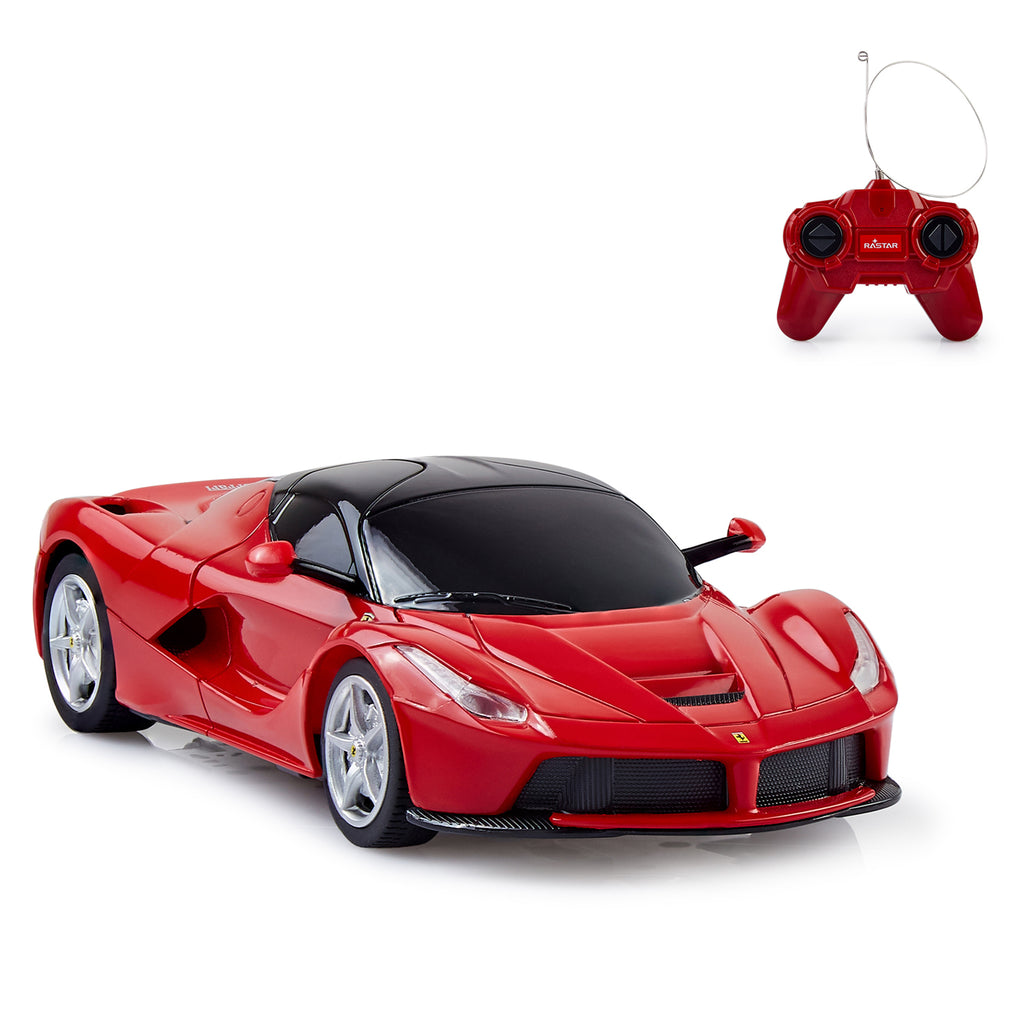 Remote Control Ferrari LaFerrari, Officially Licensed 1:24 Scale Rastar Model