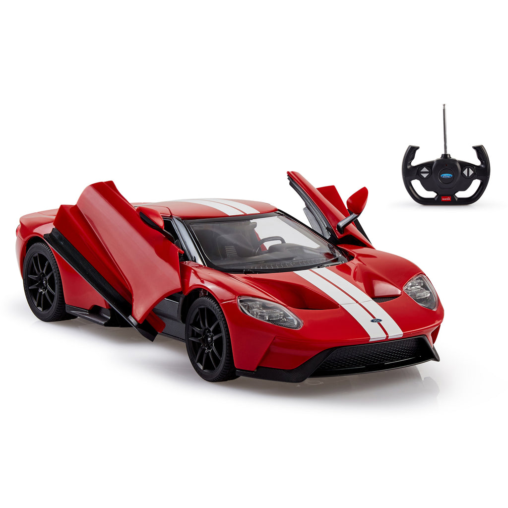 Ford GT Remote Control Car, 1:14 Scale