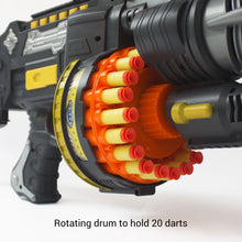 Load image into Gallery viewer, Blaster Gun Elite with 40 Dart Bullets