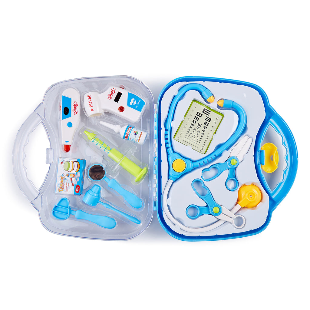 Doctor Set with Carry Case - 12 Pcs