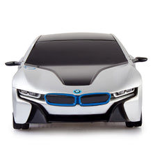 Load image into Gallery viewer, BMW Remote Control Car, 1:24 Scale i8 Concept