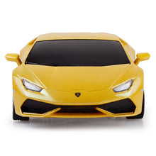 Load image into Gallery viewer, Lamborghini Toy Car, 1:24 Scale Remote Control Huracan LP610-4