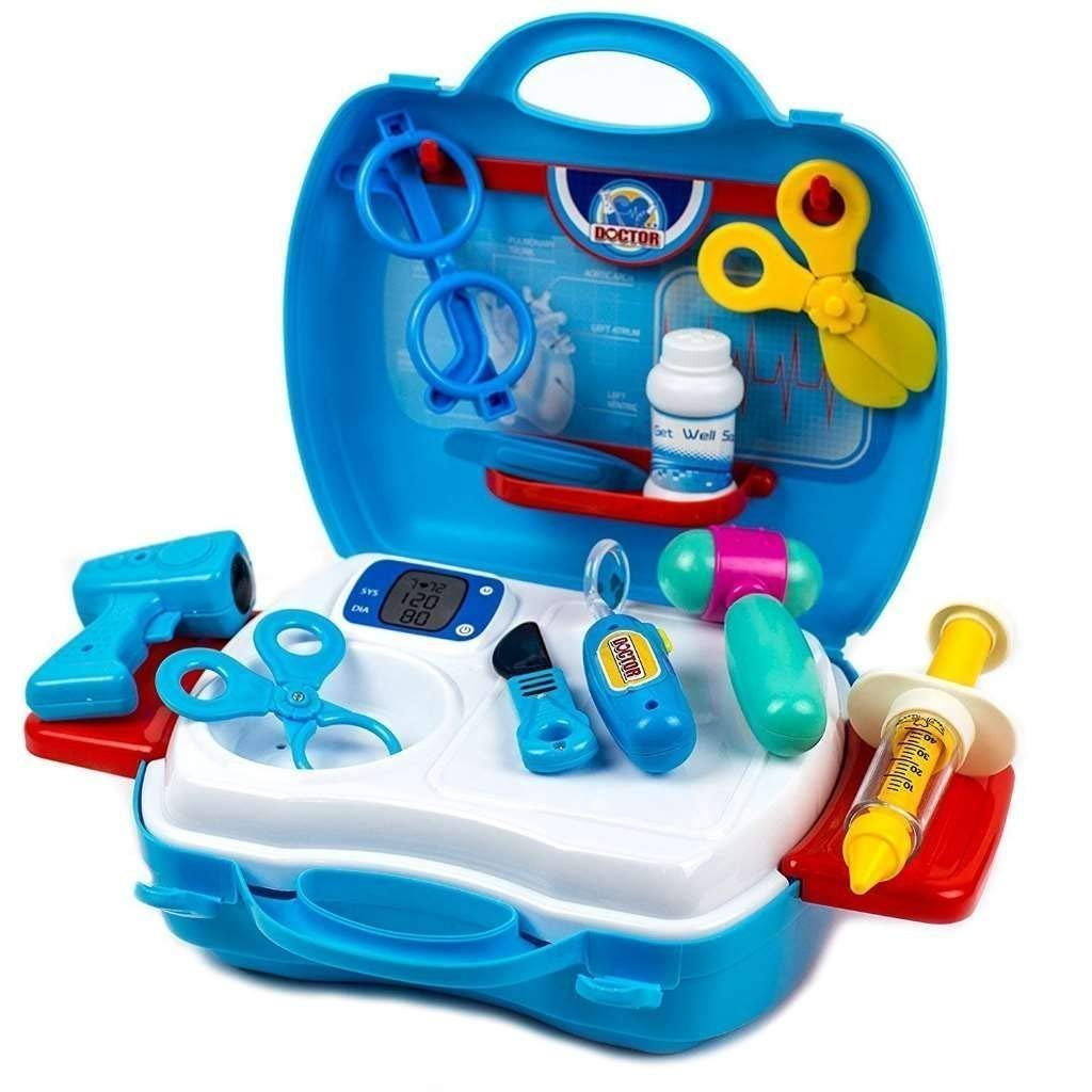 Doctor Set 18 Pcs with Carry Case