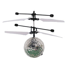 Load image into Gallery viewer, Flying Ball LED Helicopter with Hand Sensor