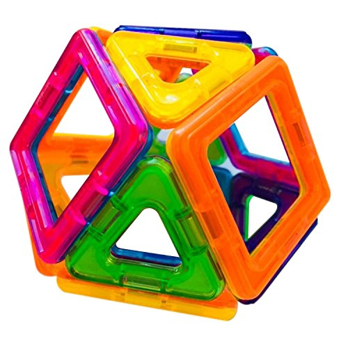 Magnetic Building Blocks 36 Pcs Set
