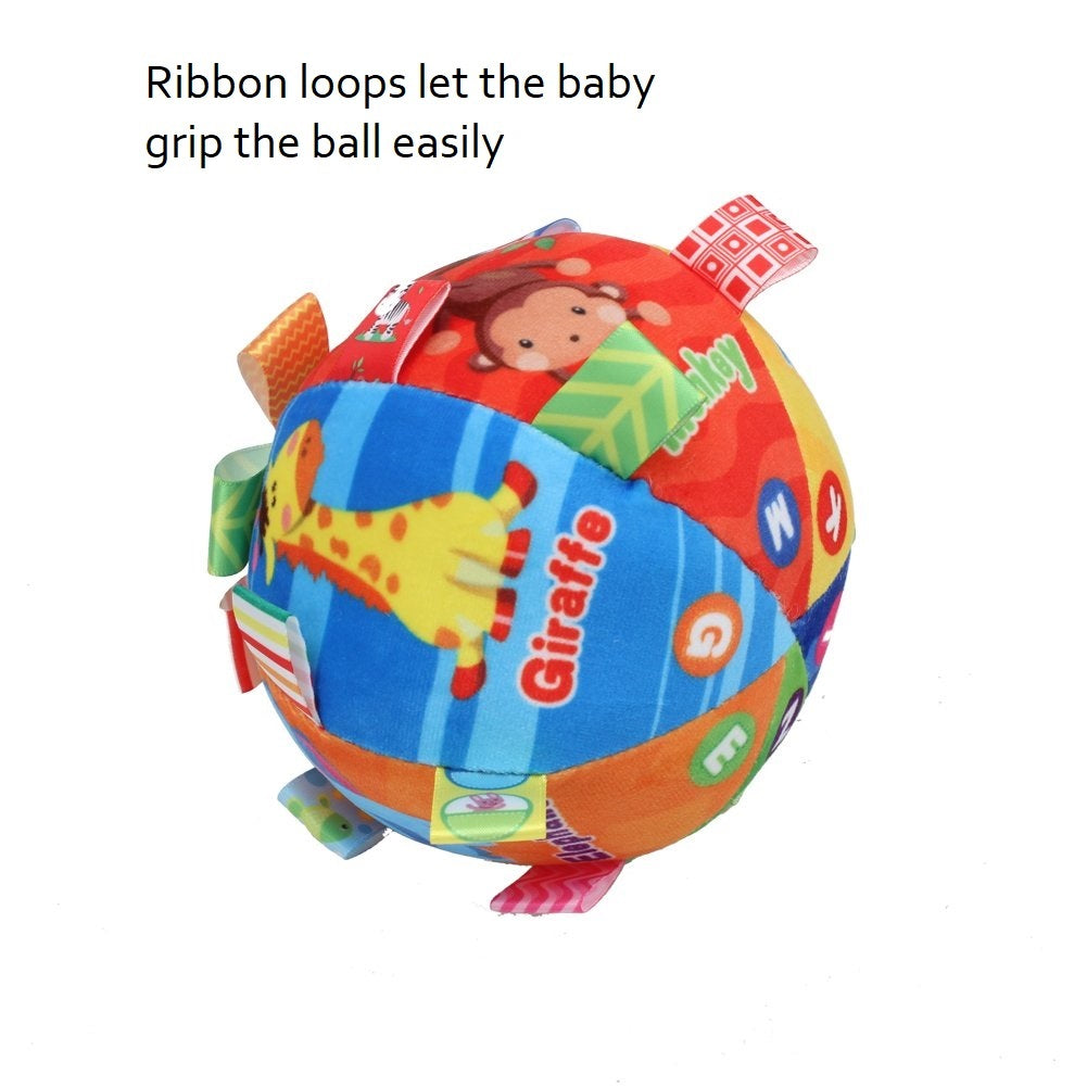 Baby Soft Ball with Loops