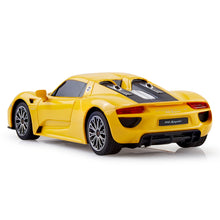 Load image into Gallery viewer, RC Car Porsche 918 Spyder, 1:24 Scale