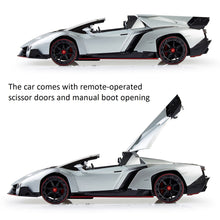 Load image into Gallery viewer, Remote Control Lamborghini Veneno, Officially Licensed 1:14 Scale Model