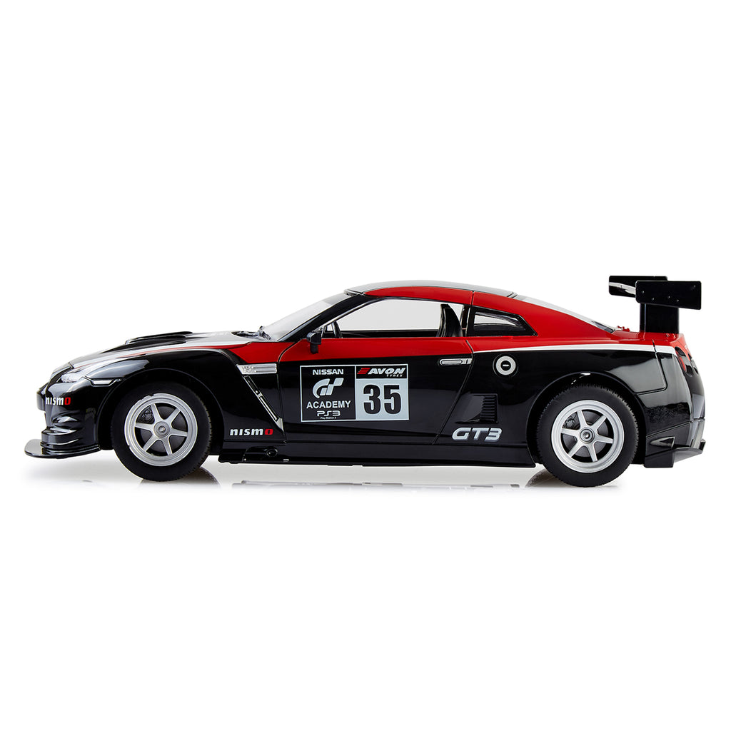 Remote Control Nissan GTR GT3, Officially Licensed 1:16 Scale Model
