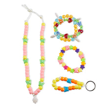 Load image into Gallery viewer, DIY Jewellery Designer Kit Toy - Bracelets, Necklaces, Keychains