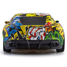 Load image into Gallery viewer, Remote Control Car Graffiti Series, 1:20 Scale Model - Design 1