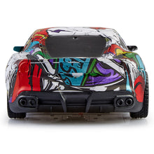 Load image into Gallery viewer, Remote Control Car Graffiti Series, 1:20 Scale Model - Design 2