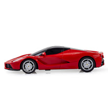 Load image into Gallery viewer, Remote Control Ferrari LaFerrari, Officially Licensed 1:24 Scale Rastar Model