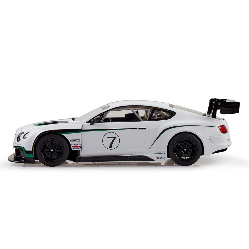 RC Car Racing Bentley Continental GT3, 1:14 Scale