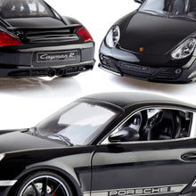 Load image into Gallery viewer, Remote Control Porsche Cayman R, Officially Licensed 1:16 Scale Model