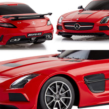 Load image into Gallery viewer, Mercedes Benz Toy Car, Remote Controlled SLS AMG, 1:18 Scale