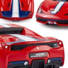 Load image into Gallery viewer, Ferrari Toy Car, Remote Controlled 458 Speciale A, 1:24 Scale