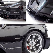 Load image into Gallery viewer, Remote Control Car Pagani Huayra BC with Opening Butterfly Doors, 1:14 Scale