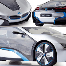 Load image into Gallery viewer, BMW i8 Concept Remote Control Car, 1:14 Scale