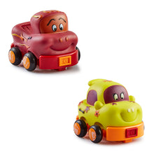 Load image into Gallery viewer, Pull Back Cars - Mini Garage (Set of 2)