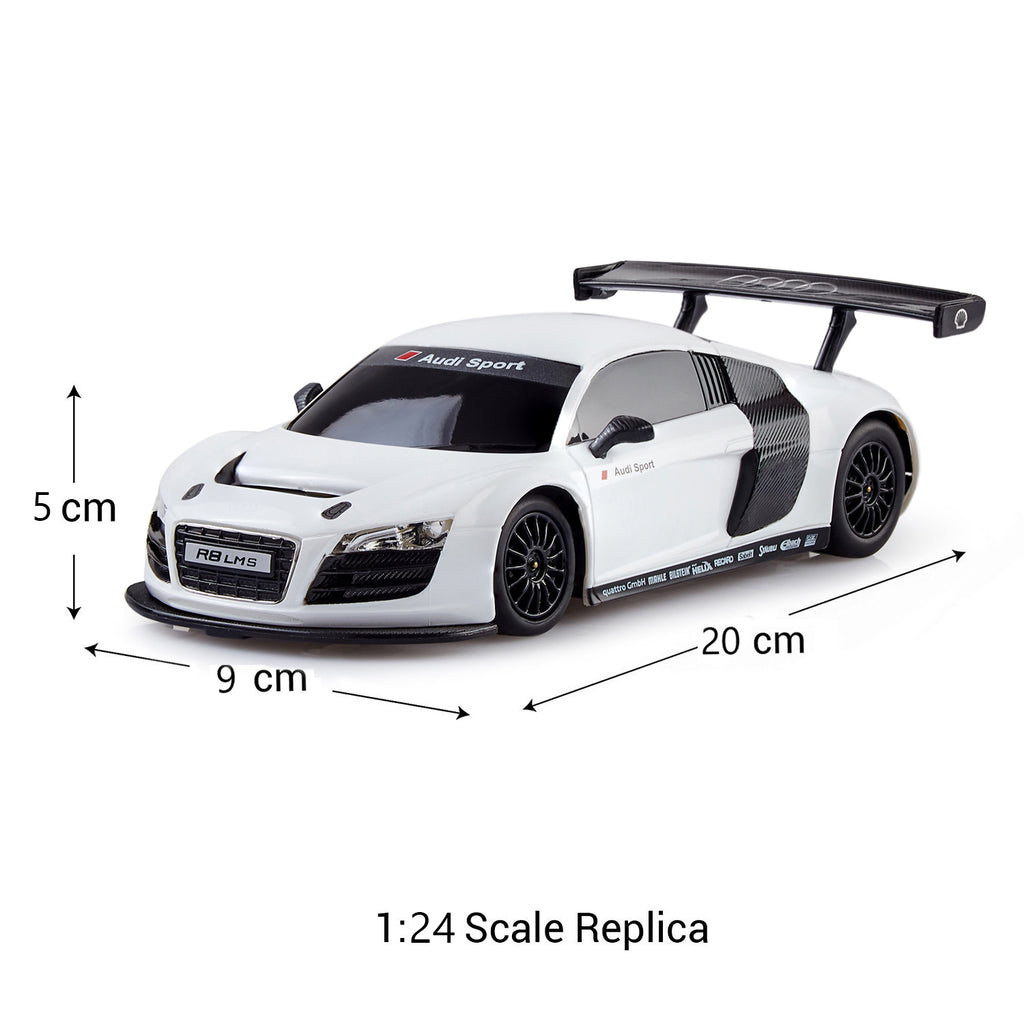 Audi Remote Control Car, 1:24 Scale
