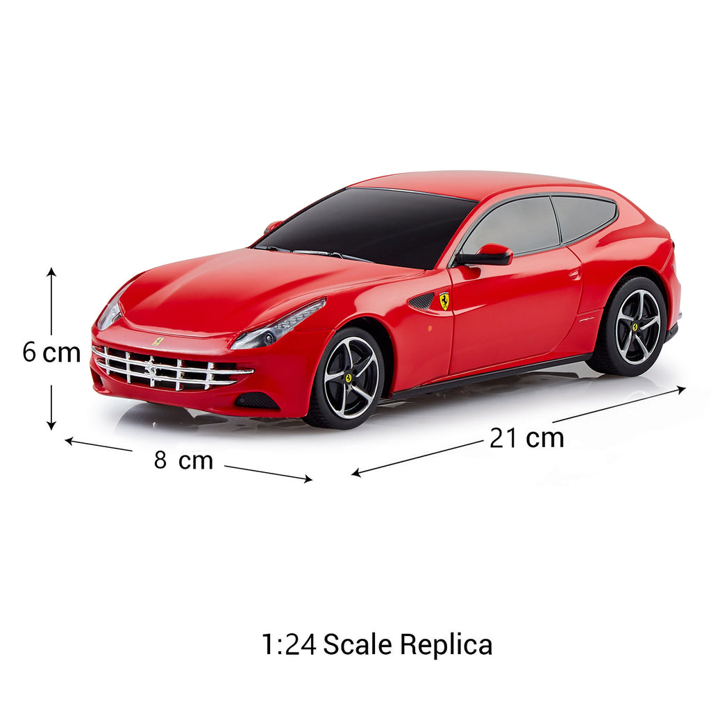 Remote Car Ferrari FF, 1:24 Scale Officially Licensed Model