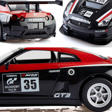Load image into Gallery viewer, Remote Control Nissan GTR GT3, Officially Licensed 1:16 Scale Model