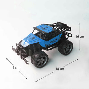 Monster Truck Galloping Phantom Span Defeat, 1:16 Scale Remote Control Truck