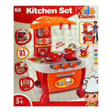 Load image into Gallery viewer, Kitchen Set Big 31 Pcs