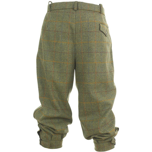 Men's Tweed Breeks Back 1