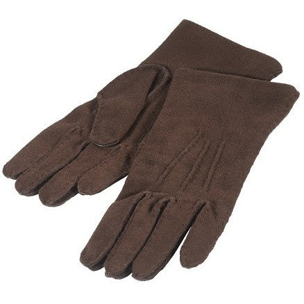 Ladies Deerskin Suede Gloves