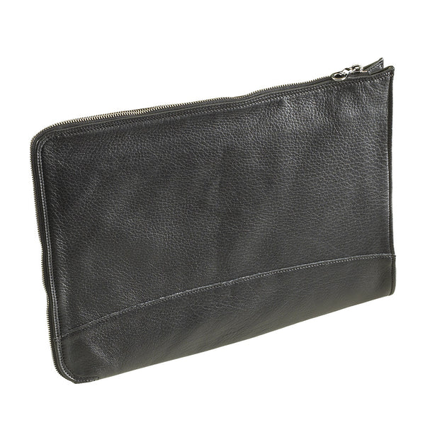 Black Document Wallet