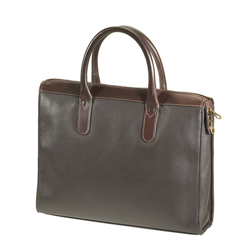 Teak Foxton Ladies Briefcase