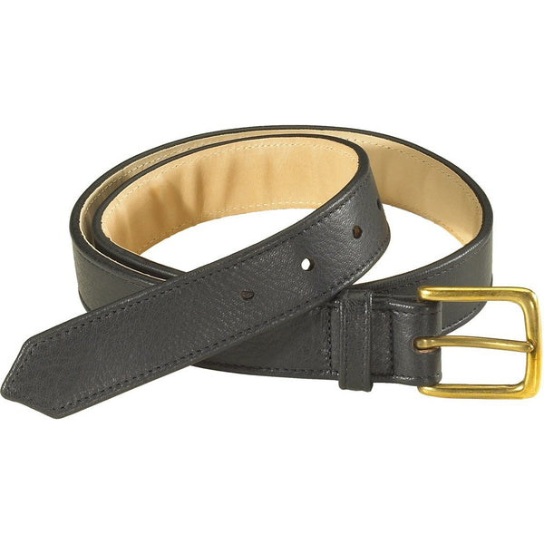 Black Mens Belt