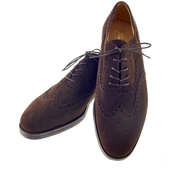 Jura Full Oxford Brogues Front