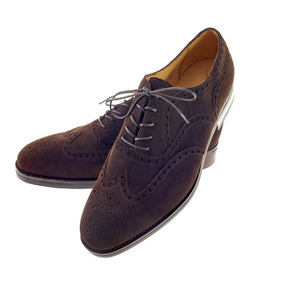 Jura Full Oxford Brogues Side Detail 1