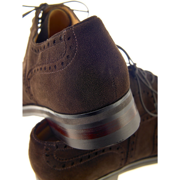 Jura Full Oxford Brogues Heel Detail 1